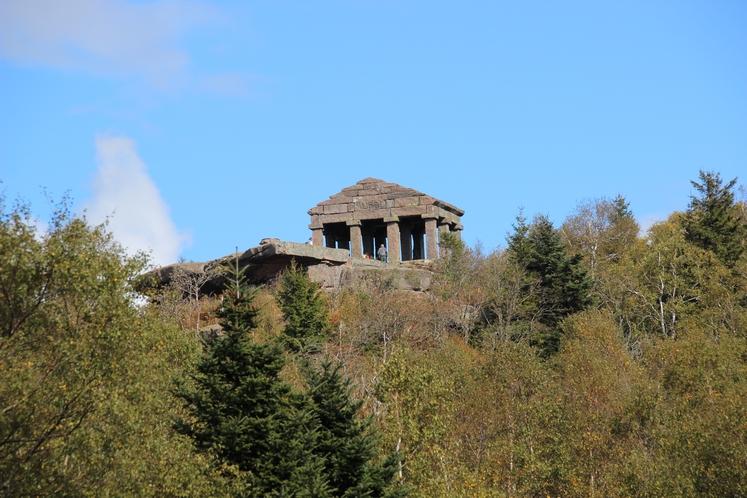 temple romain du donon